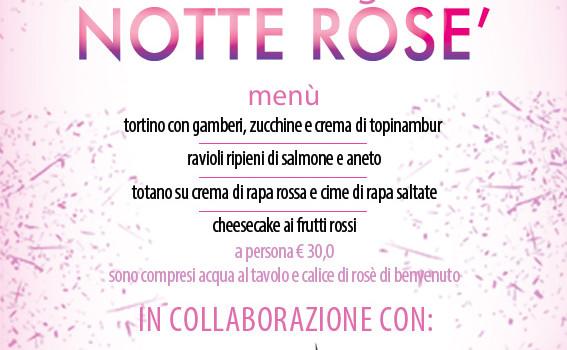 Notte Rosa 2017